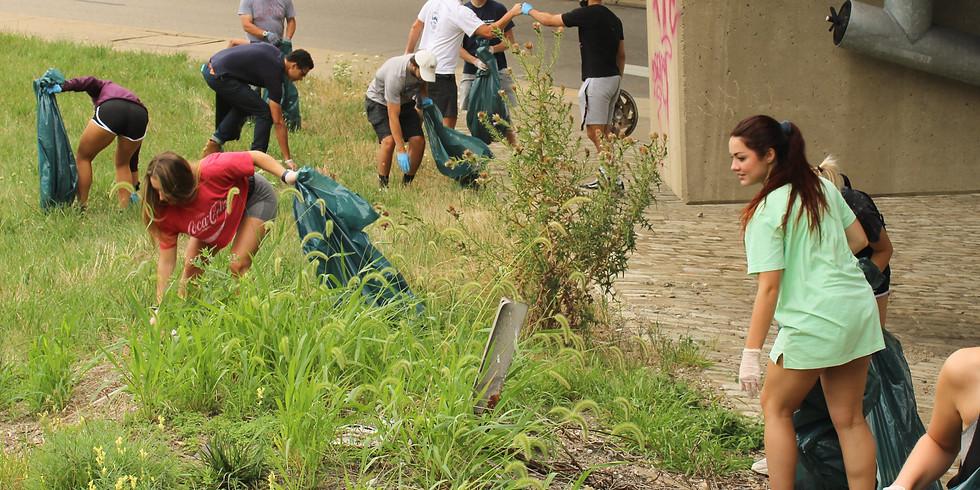 #Cleanup412 Pittsburgh Cleanup w/ Scott Presler
