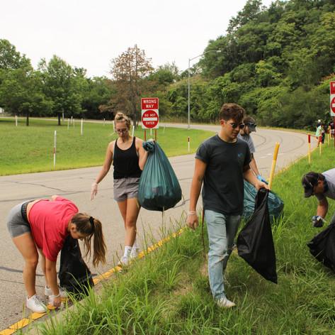 Cleanup412 Roadside
