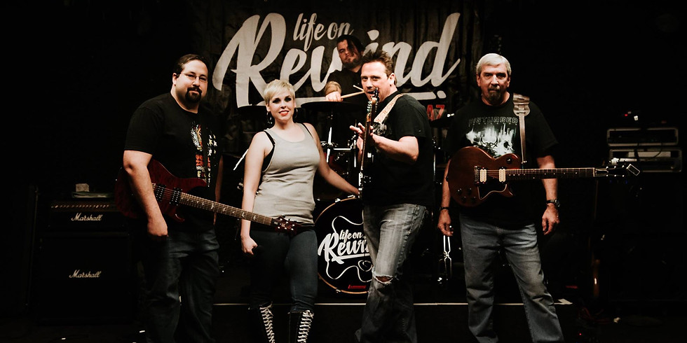 BKD'S Live Music Saturday featuring Life on Rewind