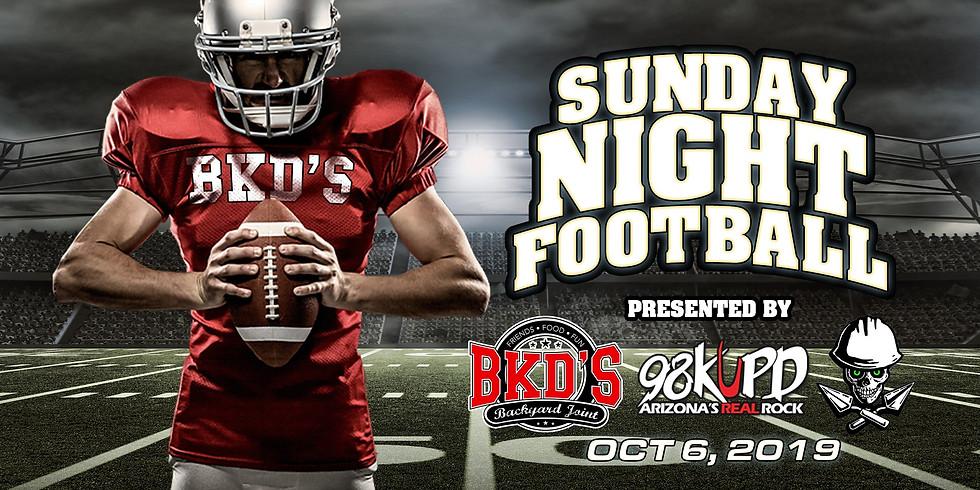 Sunday Night Football Party
