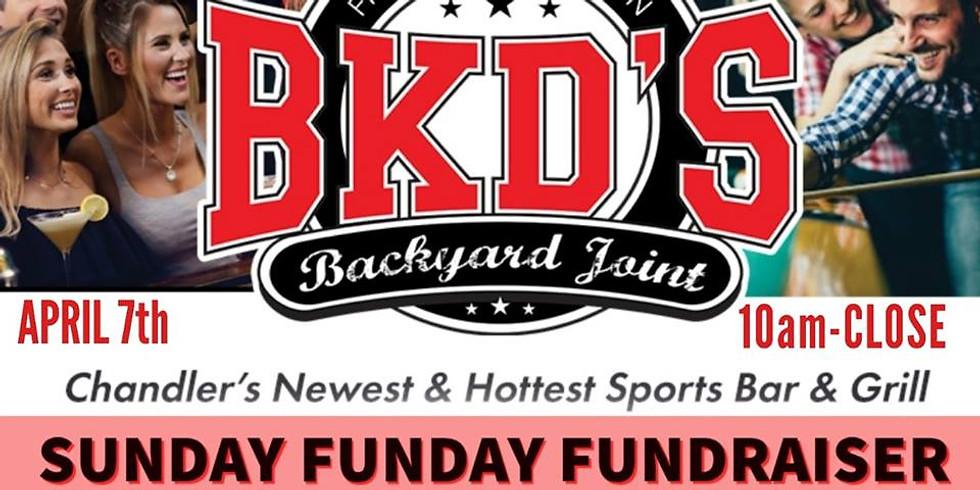Sunday Funday Fundraiser