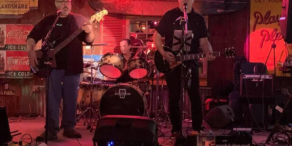 BKD'S Live Music Saturday featuring 8ball