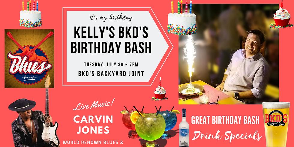 Kelly's BKD'S Birthday Bash