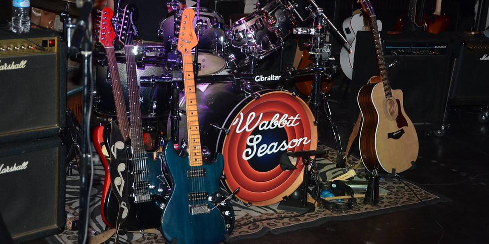 Wabbit Season Live at BKD'S