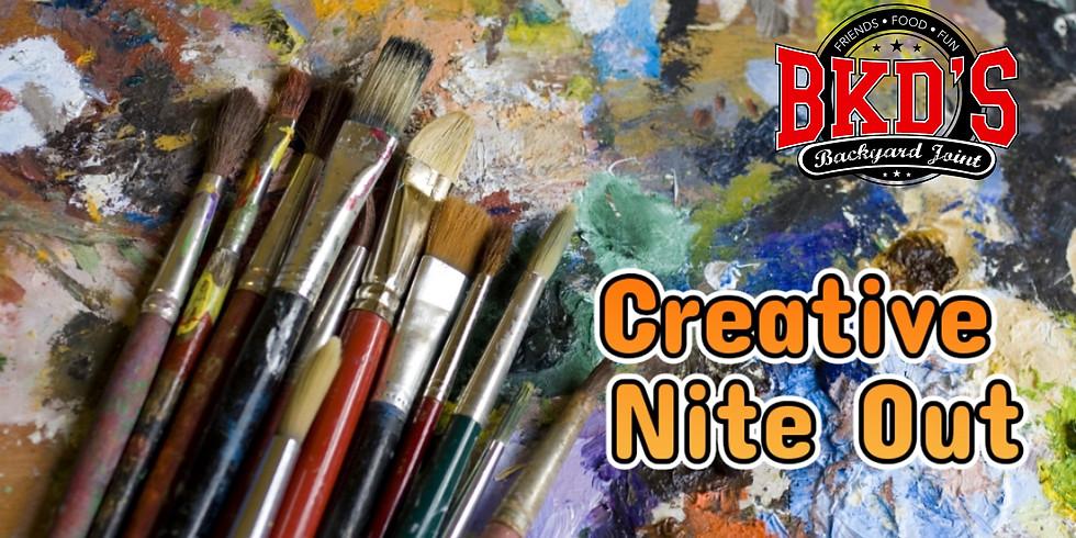 Creative Nite Out
