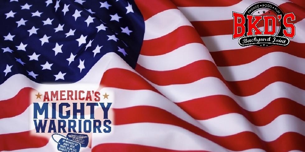 America's Mighty Warriors Fundraiser