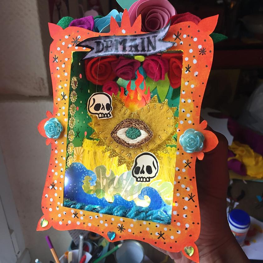 Atelier créatif Nichos mexicain - 22/10/20