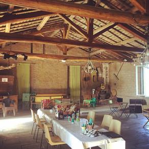Les ateliers d'été dans le Tarn