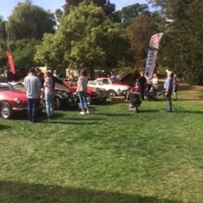 Essex Classic Car Show