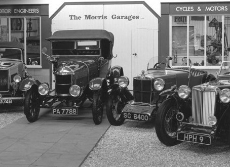 A brief history of MG cars; from the 18/80 to the MG's of today!