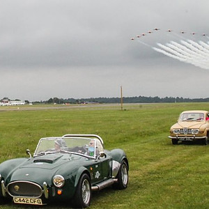 Biggin Hill Air & Car Show