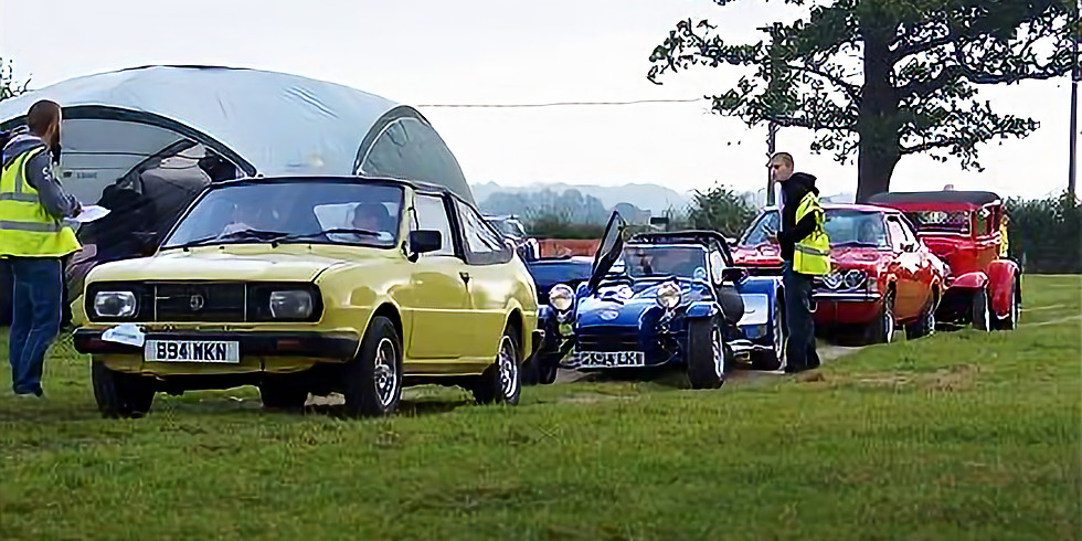 Classic Car Show in aid of Havering MIND