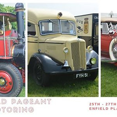 Enfield Pageant of Motoring