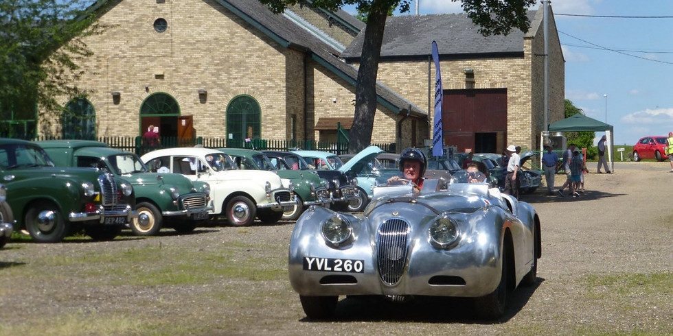 Vintage and Classic Car Event