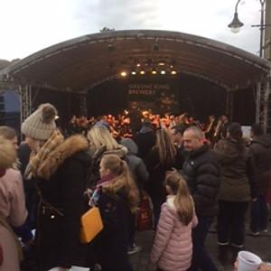 Bury St Edmunds Christmas Fair
