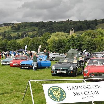 Harrogate MG 2019