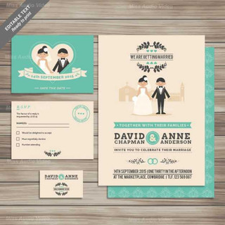 collection-of-wedding-invitations_23-214