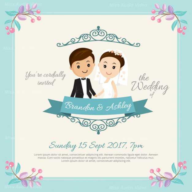 nice-couple-wedding-invitation_23-214754
