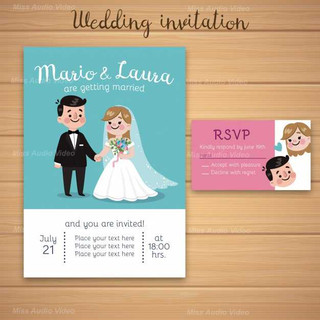 wedding-invitation-with-cute-couple_23-2