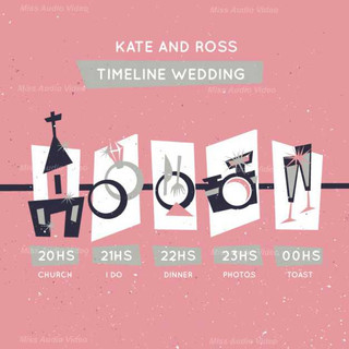 pink-timeline-wedding-in-retro-style_23-
