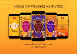 Sikh Wedding Invitation