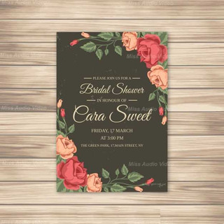 bridal-shower-invitation-with-roses_23-2