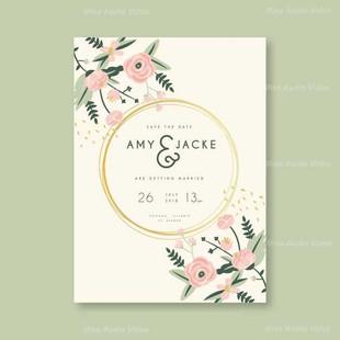 wedding-invitation-card-with-flowers_23-