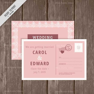 wedding-invitation-in-postcard-style_23-