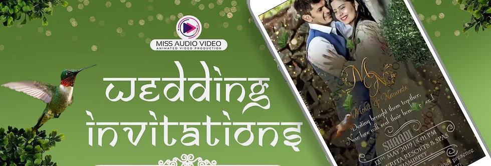 MODERN Wedding (MV021)