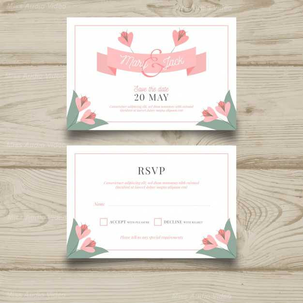 wedding-rsvp-card_23-2147967957.jpeg