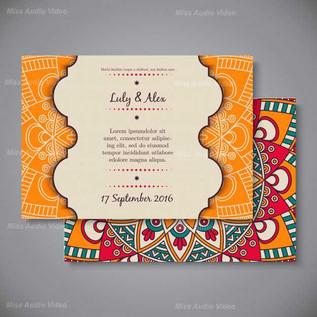 wedding-card-or-invitation-vintage-decor