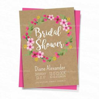 retro-wedding-card-with-floral-wreath_23
