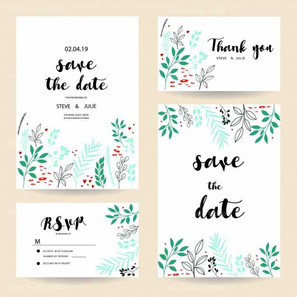floral-wedding-cards-collection_1195-375