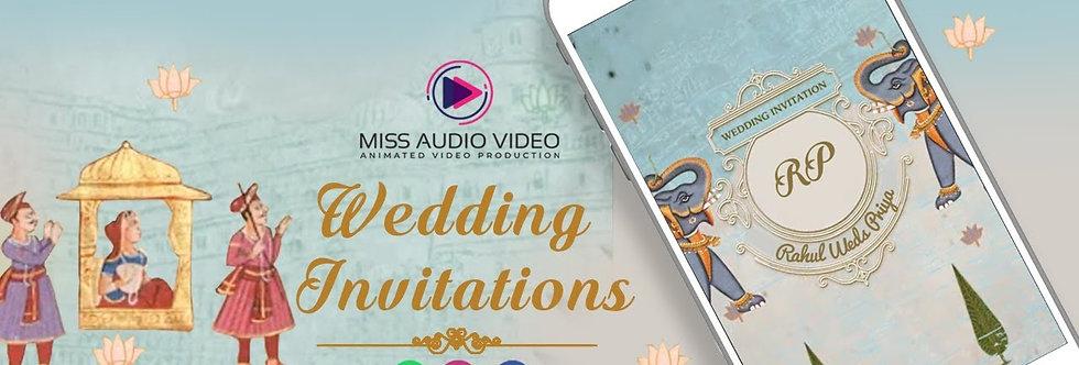 MODERN Wedding (MV018)