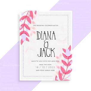 lovely-pink-leaves-wedding-invitation-ca