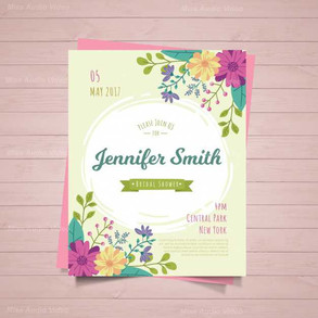 cute-bridal-shower-invitation-with-color