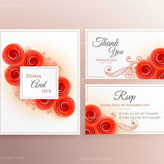 wedding-invitation-set-with-roses_1017-9