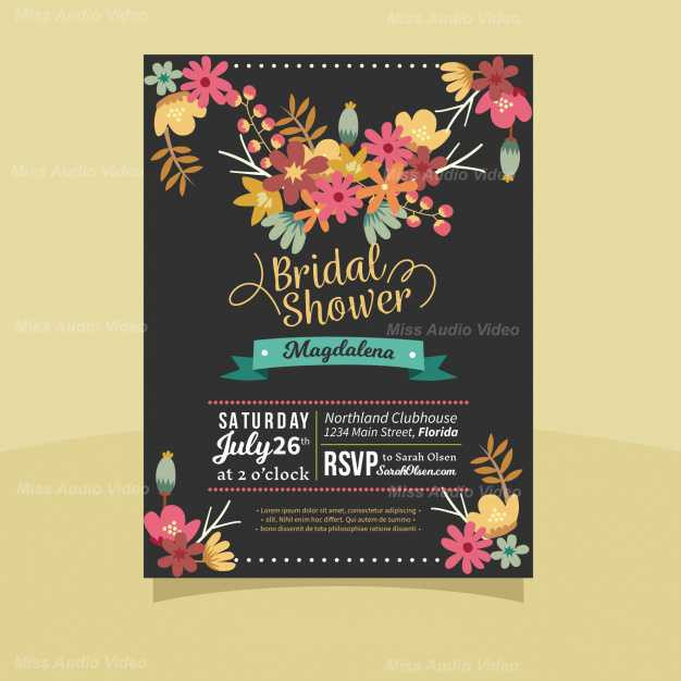 dark-bridal-shower-invitation-with-color