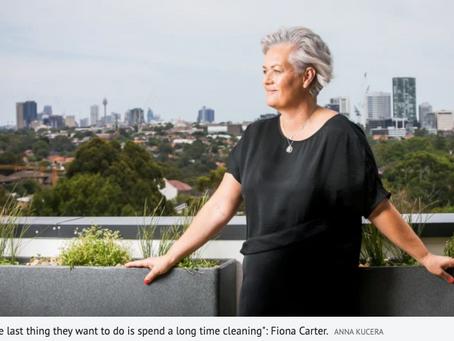 Sydney v Melbourne....housework rules