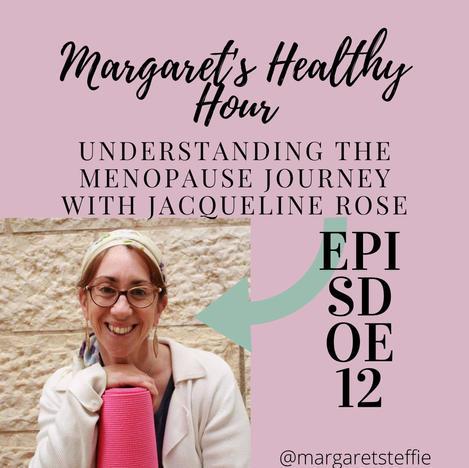 Margaret's Healthy Hour