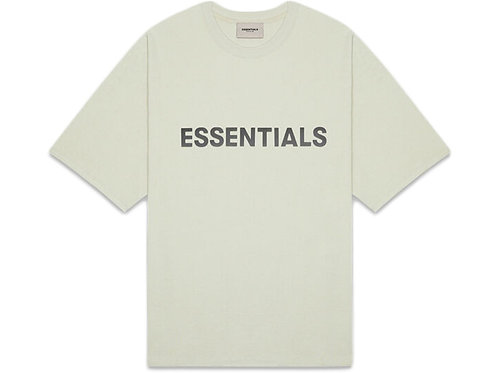 Fear of God Essentials Sage T shirt