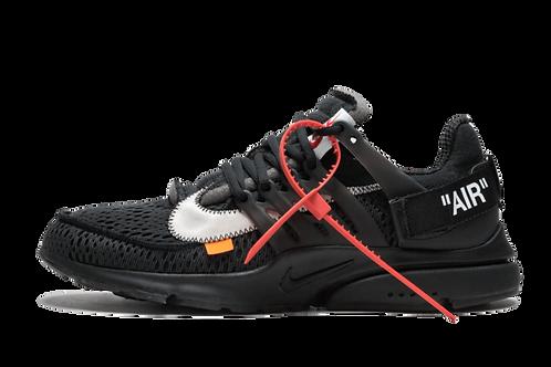 "Nike Off-White Presto""Black"""