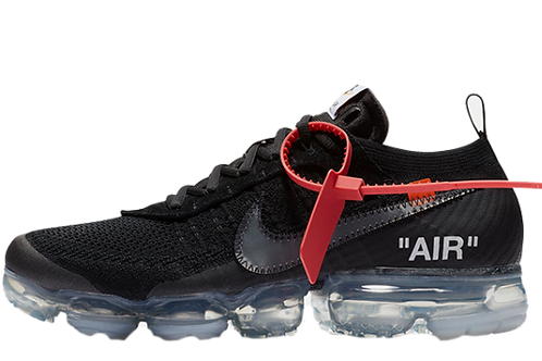 "Nike Off-White Vapormax""Black"""