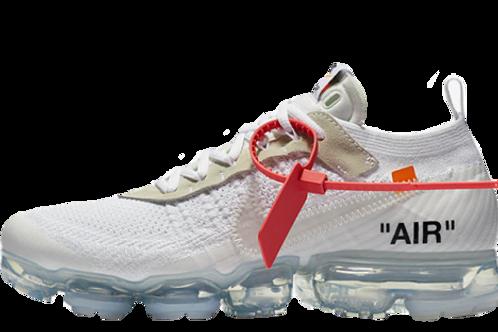 """Nike Off-White Vapormax""""White"""""""