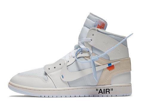 Purchase Nike X Off White Air Jordan 1 White F9942 Www Smjysm Com