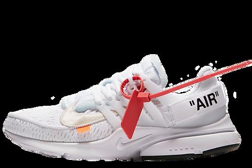 """Nike Off-White Presto""""White"""""""