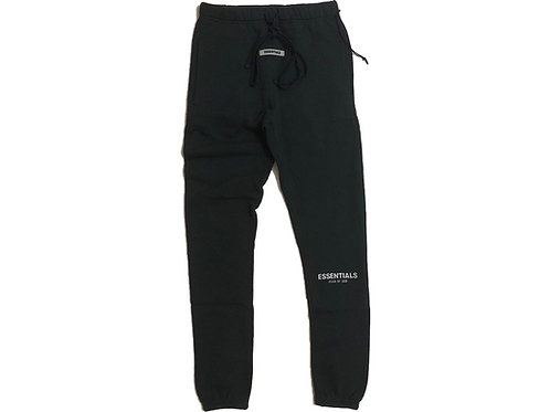 Fear of God Essentials Black joggers