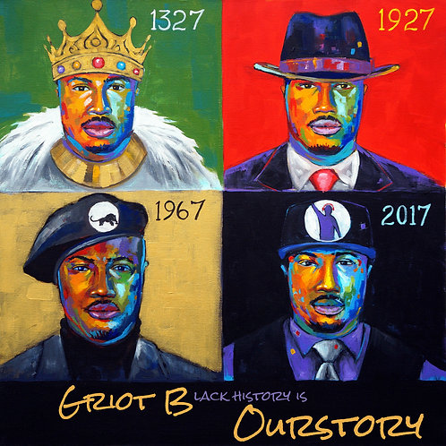 Ourstory - The Black History Album