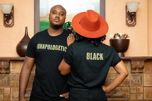 """Unapologetic Black"" Shirts"