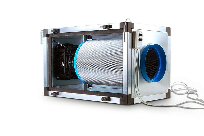 EC Inline Filter Unit HL 1'200m3/h / 750Pa
